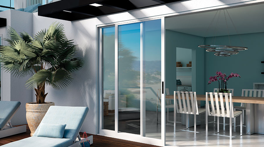 Moving Glass Wall Systems - Saddleback Window Replacements