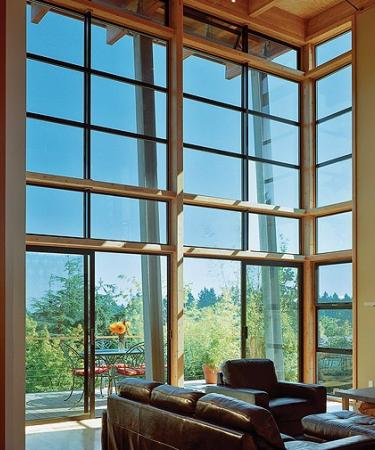 Aluminum Series Windows