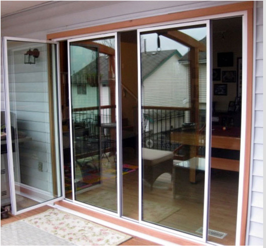 Crystal Pacific Doors